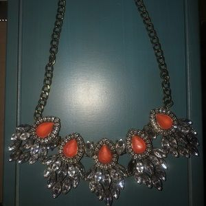 Bauble Bar Statement Necklace